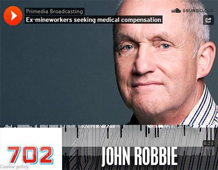 Former mine-workers seeking medical compensation